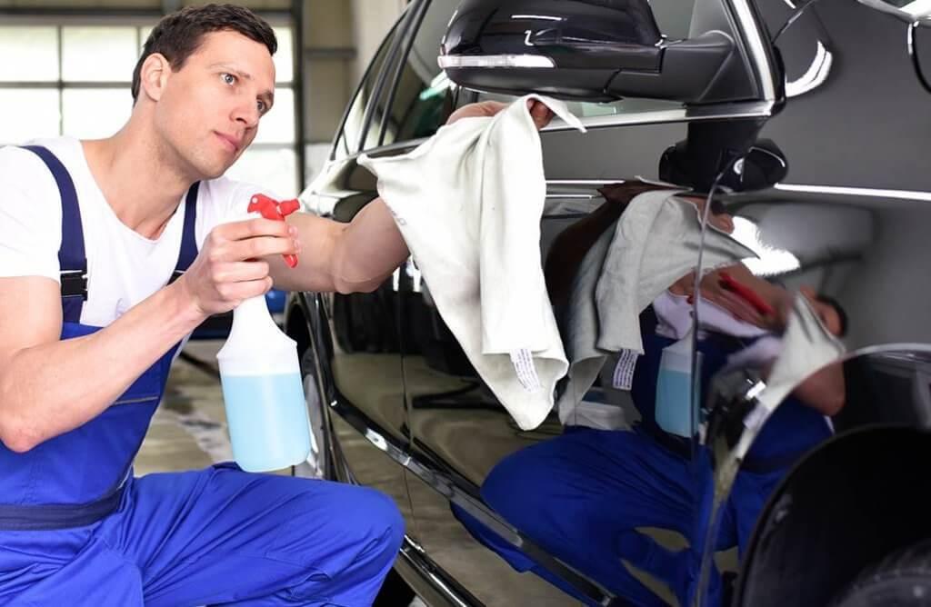 Autopflege Einzelleistungen Frankfurt
