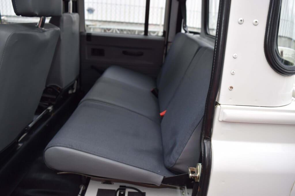 Fahrzeugaufbereitung Innenreinigung Polster Sitze nachher